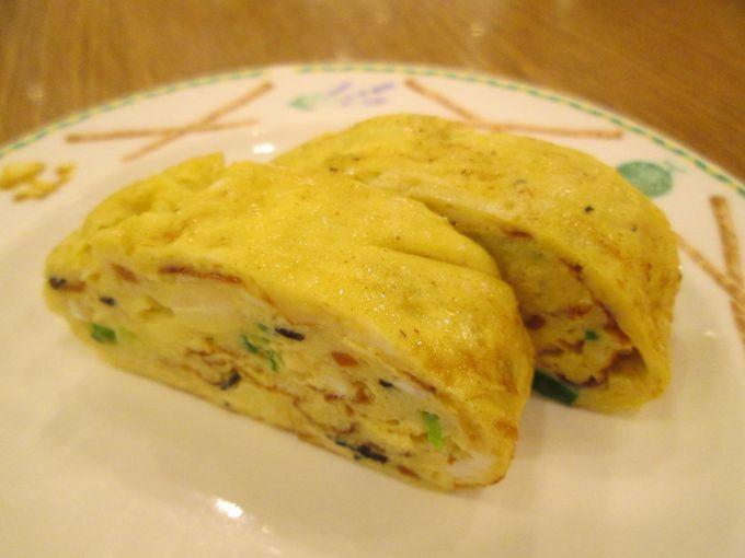 寝起きの朝に嬉しい!優しい味付けのメニューが並ぶ朝食で目覚めよう!