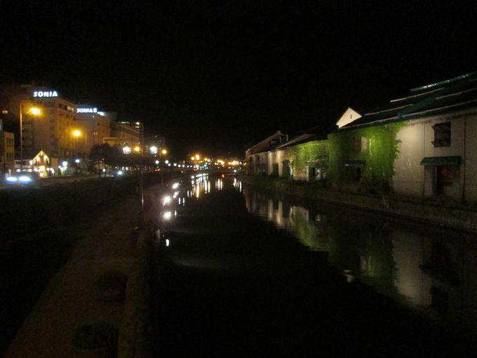 どの季節に来ても美しい!小樽運河の魅力