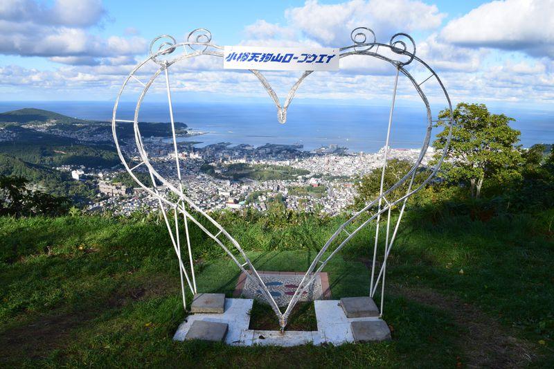 小樽の街と海を見下ろそう!写真に収めたい絶景スポット5選