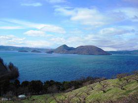 湖にダイナミックな岩石も!北海道洞爺湖町の自然が作る絶景5選!