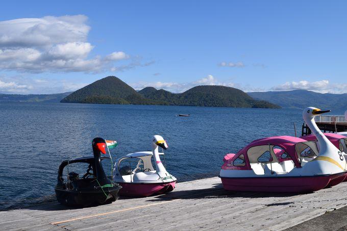 洞爺湖散策には最適!絶好のロケーションで洞爺湖観光を満喫しよう