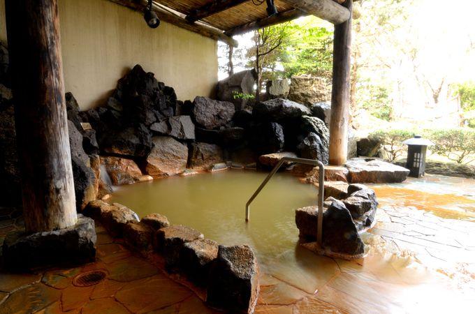 趣の違う大浴場は入替制で飽きない!露天風呂からは洞爺湖の絶景も