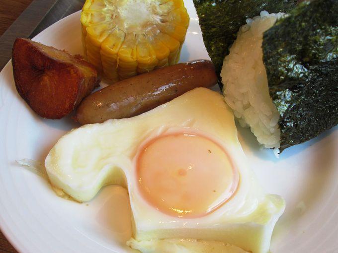 北海道食材が溢れる朝食ビュッフェで一日のスタートを!