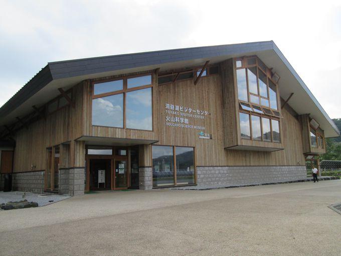 北海道の自然や火山について学べる「洞爺湖ビジターセンター」