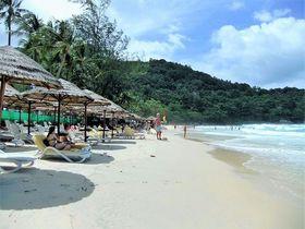 至福のビーチリゾートホテル「ルメリディアン・プーケット」は美しい緑の楽園