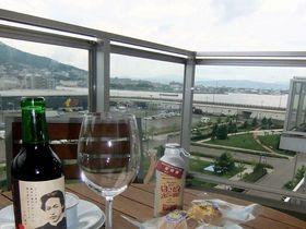 美しい港町函館をバルコニーから一望!「函館男爵倶楽部」は居心地満点のホテル