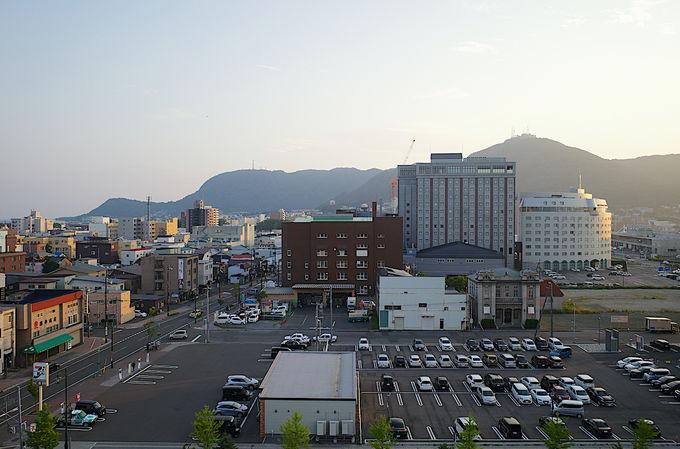 JR函館駅至近でアクセスラクラク