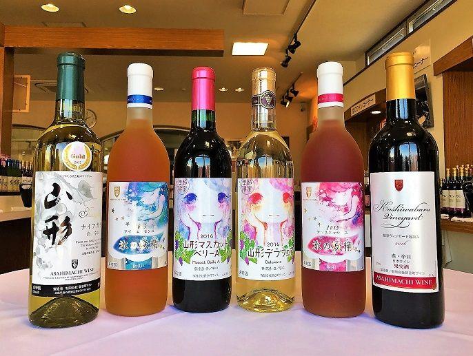 山形「朝日町ワイン城」は美味で愛らしい日本ワインの宝庫!
