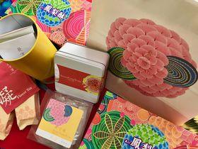お土産に買いたい!台北「廣方圓」の華やかな台湾茶とお菓子
