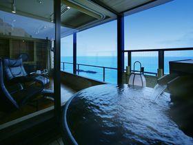 海の近さにうっとりするお宿 山形・湯野浜温泉「游水亭いさごや」