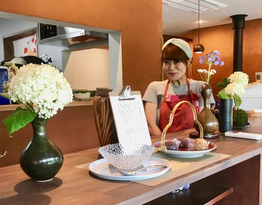 山形で人気のパンケーキカフェ ・ミツバチガーデンカフェの姉妹店