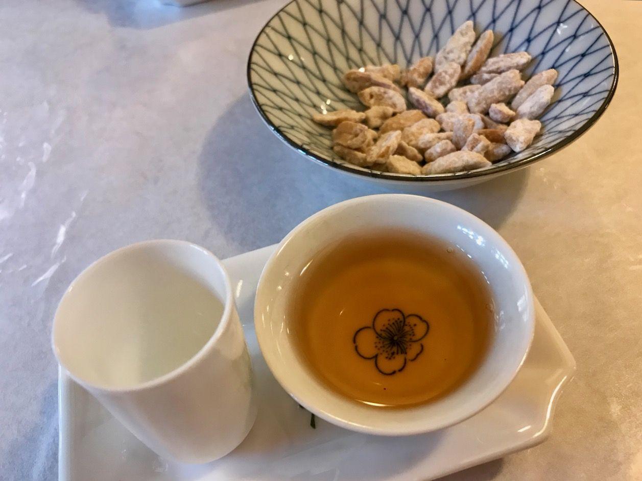 本格的な中国茶のお作法を体験
