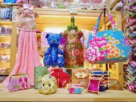メイドイン台湾雑貨が可愛い!「李品製作所」花布&シルク小物の宝庫
