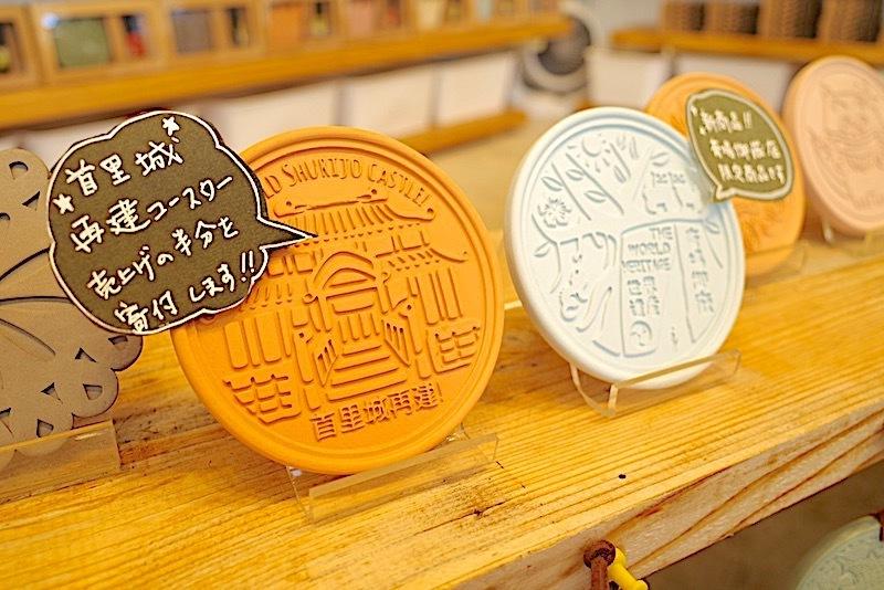 沖縄の赤瓦雑貨が可愛い!「新垣瓦工場」でお土産探し