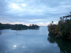 日本三景・松島の美しさと溶け合うお宿「松島佐勘 松庵」