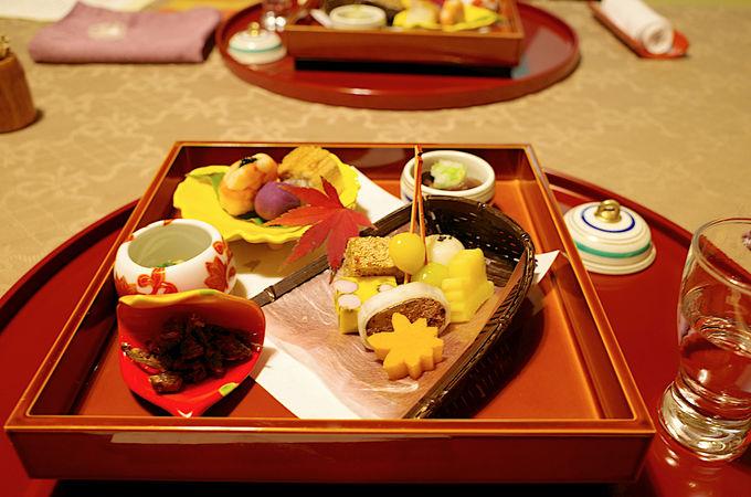 宮城の美味しいものが華やかなお料理に