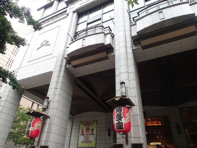 博多の繁華街にある「芝居小屋」