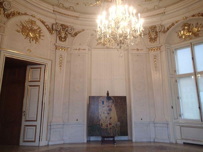 1.ベルヴェデーレ宮殿