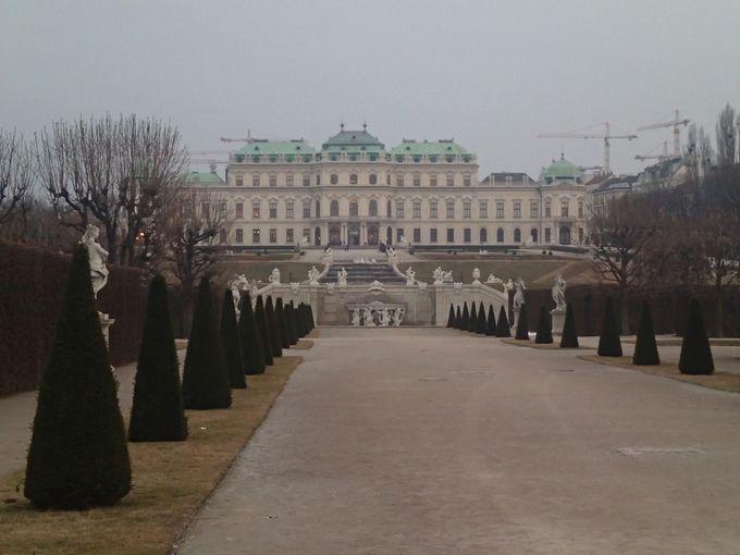 ウィーンの英雄が築いたバロック芸術の集合体