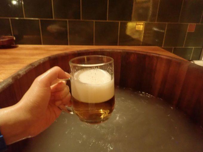 ハンガリーの温泉と本場の樽生ビールでリッチなビールスパ!