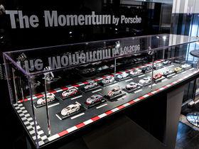 東京・汐留の世界初Porsche公認レストラン「The Momentum by Porsche」