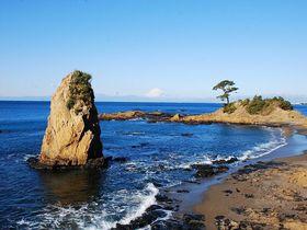 広重が描く富士山も!神奈川県・横須賀「海の絶景」5選