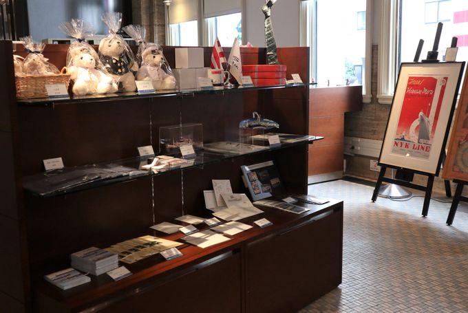 「日本郵船歴史博物館」で買える海や船にちなんだオリジナルグッズ