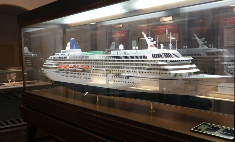 横浜「日本郵船歴史博物館」で海運の歴史をたどる!精巧な模型も