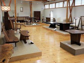 高松市「ジョージ ナカシマ記念館」で木工家具のぬくもりに会う