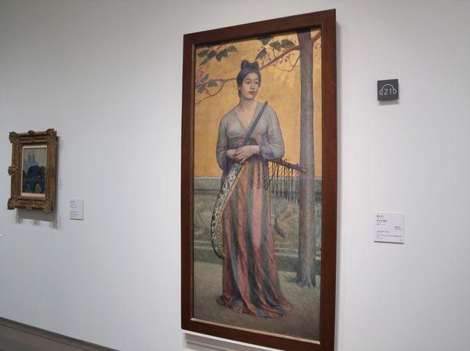 5階:第2部「アートをさぐる」装飾、古典、原始、異界