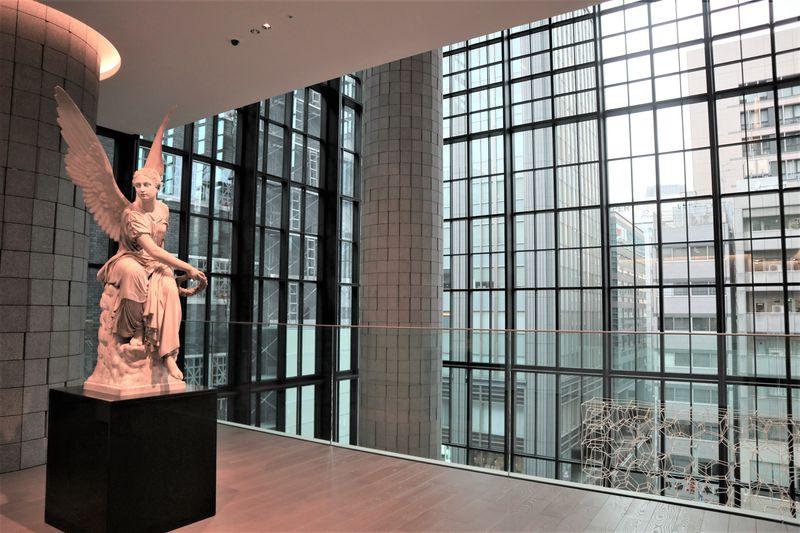東京「アーティゾン美術館」大きな空間でアートを体感しよう