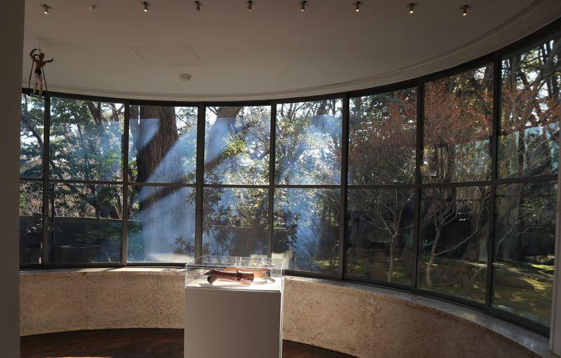 東京・品川の「原美術館」光あふれる洋館で現代アートと出会う