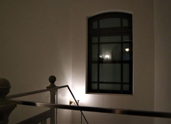 窓からのやさしい光