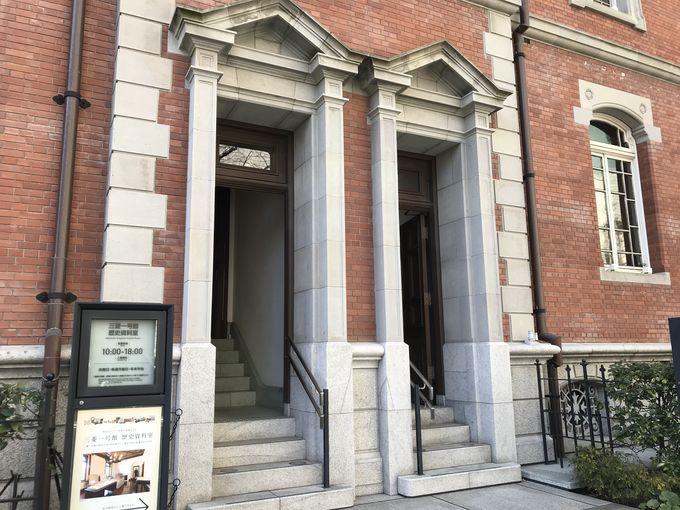 3階建て赤煉瓦造りの美術館