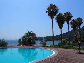 今だけの期間限定!?小豆島の海を一望できる店「海カフェECHO」