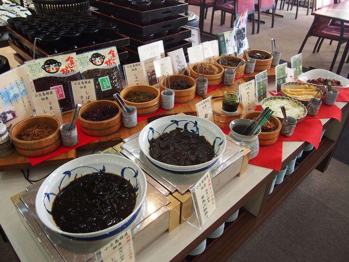 小豆島の味覚を堪能しよう