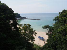 行く価値あり!島根「笹子海水浴場」はまるでプライベートビーチ