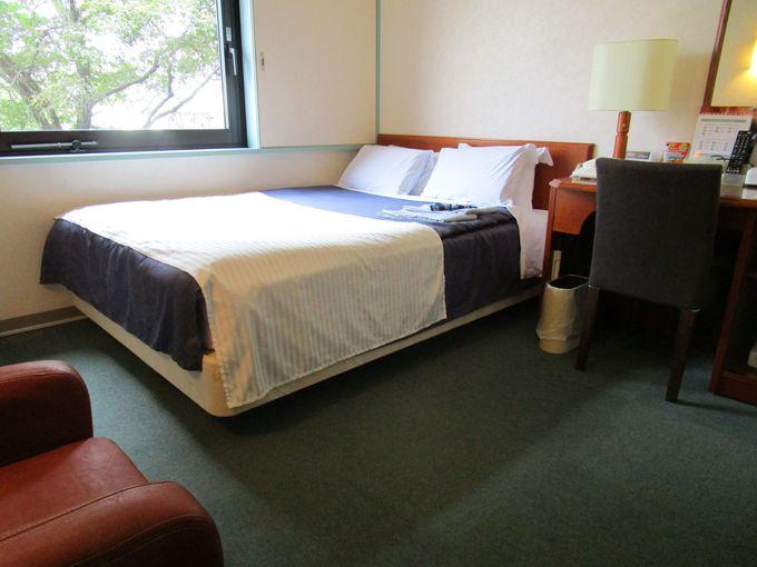 シモンズ製のベッドと快眠枕で快適な朝の目覚め