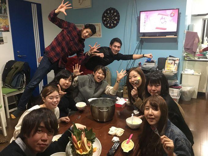 宿泊客どうしのふれあいが魅力、「福岡ゲストハウス リトルアジア小倉」