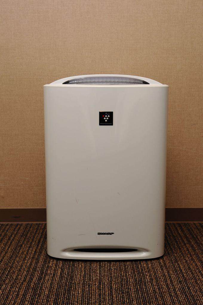 全室に「加湿機能付き空気清浄器」設置などうれしい充実設備