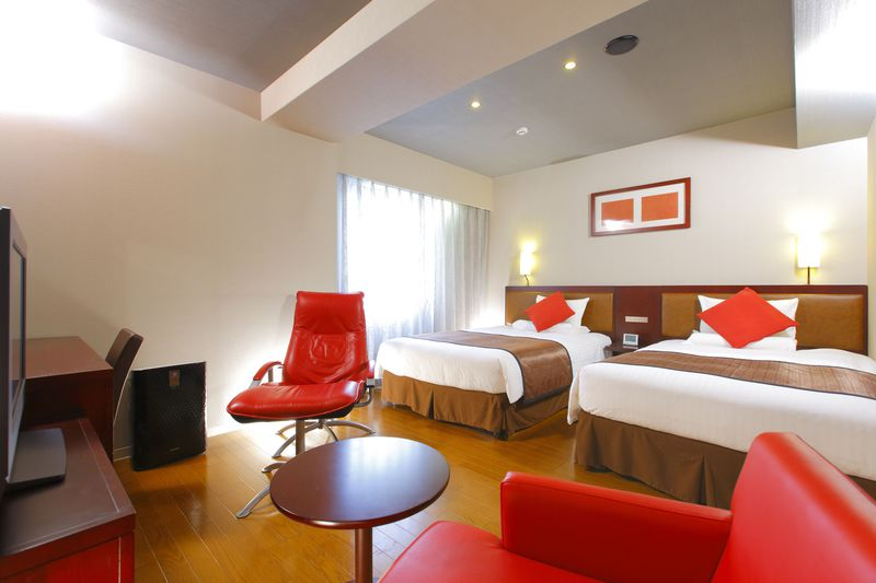 選べる多様な客室タイプ!モダンな「ホテルマイステイズ福岡天神」