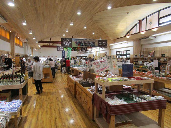 バイキングとプールが人気の添田町「道の駅 勧游舎ひこさん」