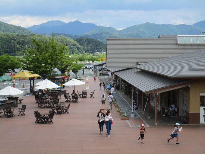 広大な敷地に楽しい施設が盛りだくさんの大任町「道の駅 おおとう桜街道」