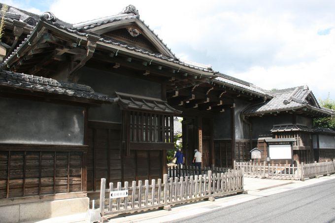 筑豊の炭鉱王「伊藤伝右衛門」が明治時代末に建てた豪邸