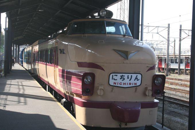 車両展示ゾーンには九州で活躍した車両を9台展示