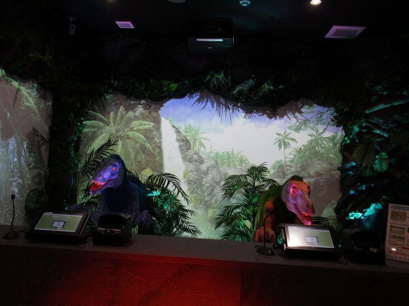 福岡市に初登場!恐竜ロボットが出迎える「変なホテル福岡 博多」