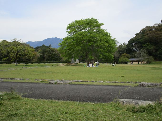 奈良・平安時代に外交の窓口となった「大宰府政庁」