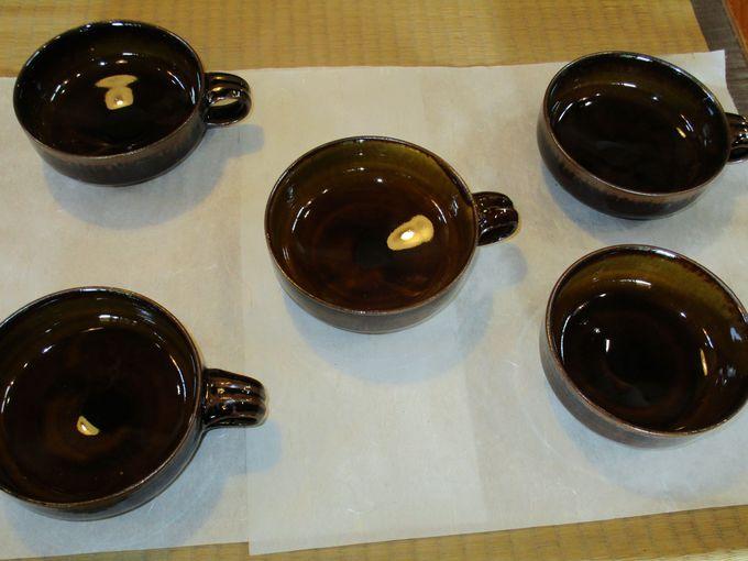 小石原焼の伝統技法を継承する「マルダイ窯」