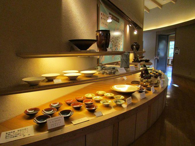 九州古代陶展の「展示室4」