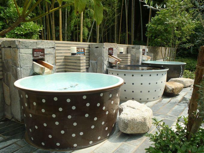 宗像王丸・天然温泉「やまつばさ」では天然水までかけ流し!